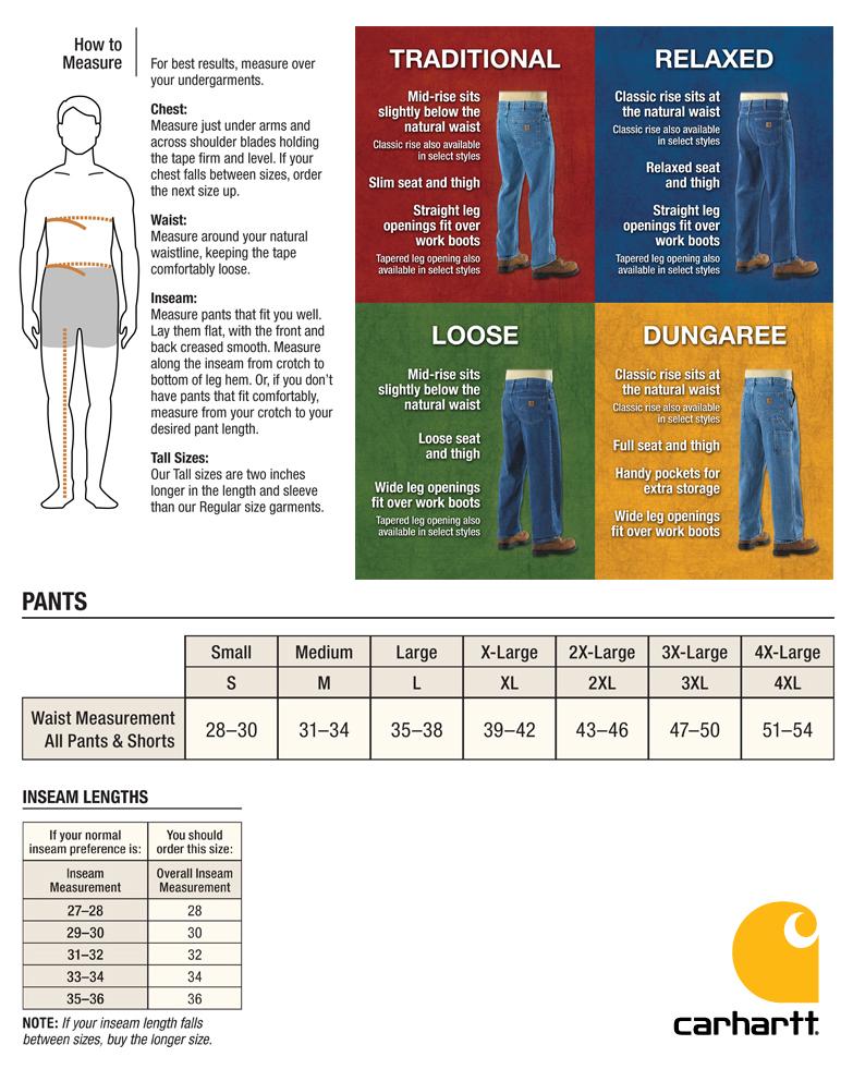 Carhartt Rugged Flex Rigby Five Pocket Jean 102517
