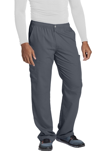 "9ce30b35f66 GREY'S ANATOMYâ""¢ ACTIVE - Men's 7 Pocket Cargo Scrub Pant. 0215 · Larger  Photo Email A Friend"