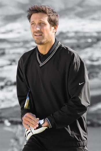 b403760de4bc Nike Golf - V-Neck Wind Shirt. 234180