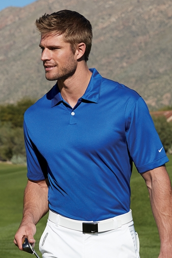 270ef0ff Nike Golf - Dri-FIT Pebble Texture Polo. 373749