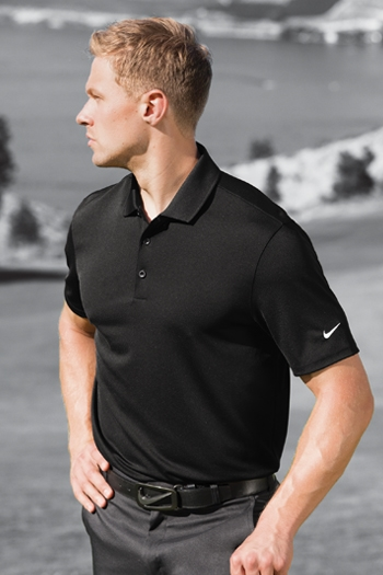 0bb3d3229572 Nike Golf - Dri-FIT Players Polo with Flat Knit Collar. 838956