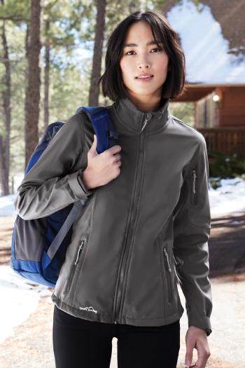 374ae194d Eddie Bauer - Ladies Soft Shell Jacket. EB531