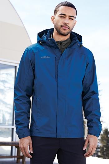 b7979a187919 Eddie Bauer - Rain Jacket. EB550